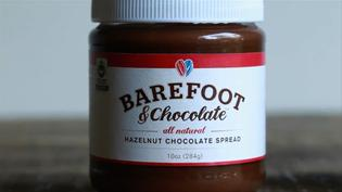 Barefoot & Chocolate Spreads Goodness