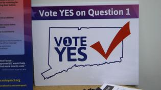 Referendum Question Will Address Early Voting