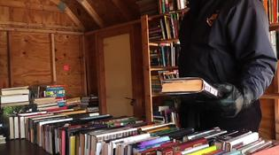 New Home for Unwanted Books