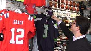 Retailers Gear Up for Super Bowl Sunday