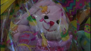 SPLURGE Collecting Easter Basket Donations