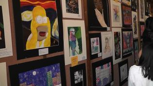 Norwalk Students Display Works at City-Wide Art Show