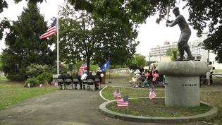 Jackie Robinson Park of Fame Hosts Memorial Service