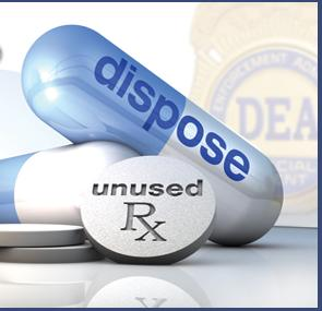 Turn in Unused Medication for Safe Disposal