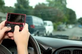 Westport Police Crack Down on Texting and Driving