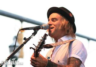 Ryan Cabrera Plays Columbus Square Park