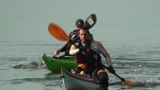 Sea Kayak CT Trains Instructors