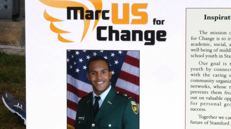 MarcUs For A Change Returns Sunday