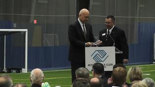 Boys and Girls Club Holds Annual Champions of Youth Breakfast