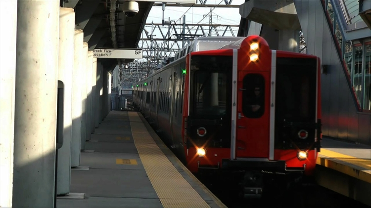 New-Haven Line To Provide Half-Hourly Service