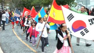 Julian Curtiss School Celebrates United Nations Day