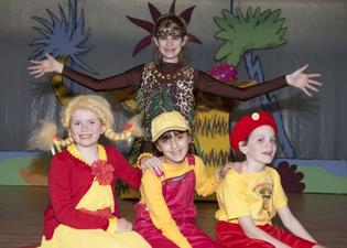 """Seussical the Musical"" Coming to Life"