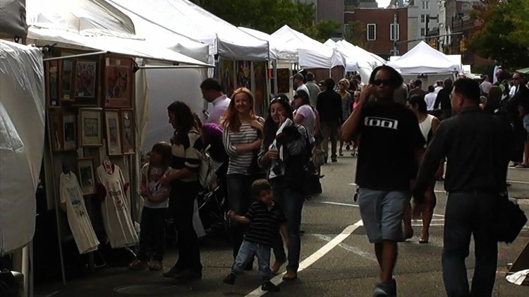 Arts & Crafts on Display This Weekend on Bedford