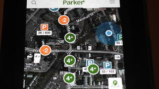 'Parker' App Now Available in Norwalk
