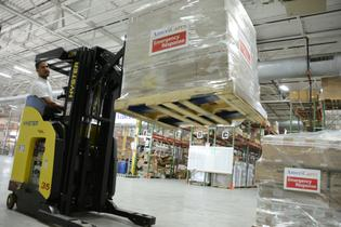 AmeriCares Sends Aid to Health Workers on Front Lines of Ebola Outbreak