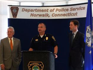 Norwalk PD Receives Justice Assistance Grant