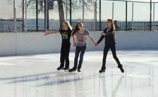Ice Rink at Longshore to Open