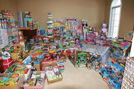 Westport Police Host Holiday Toy Drive