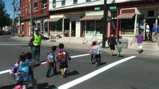 Crosswalks are a Big Issue in Byram School Zones