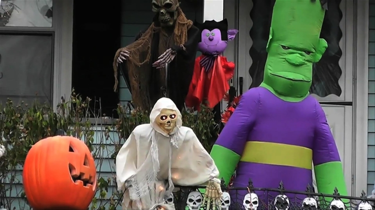 Halloween Celebrations in Greenwich Start This Weekend
