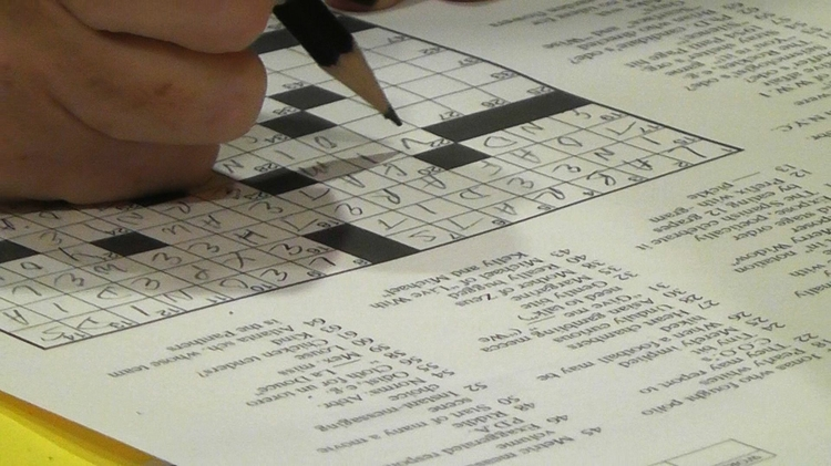 Crossword Puzzle Competitors Return to Stamford