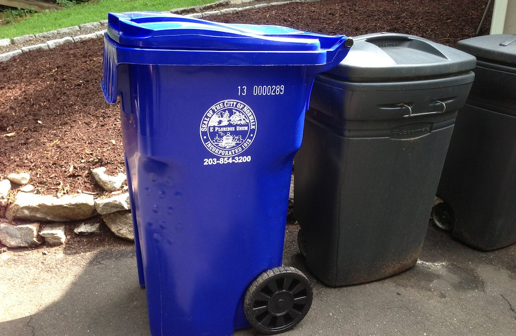 Single Stream Recycling Begins Monday Norwalk Ct