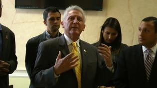 Latinos Throw Support Behind Rilling