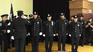 Greenwich PD Honors Officers & Civilians