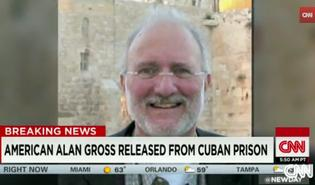 Cuba Releases Alan Gross and one Intelligence Asset