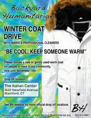 Donate Winter Coats to Help Those in Need