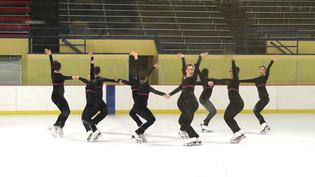 Synchronized Skating Flourishes in Fairfield County