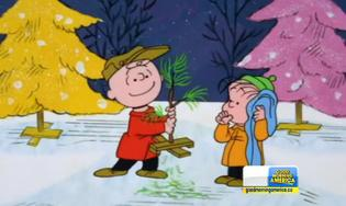 Charlie Brown Christmas Special is 50
