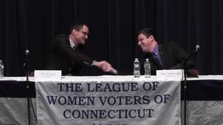 Himes & Debicella Debate Key Issues