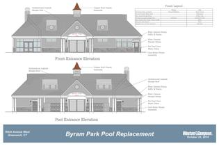 Byram Pool Project Approved by BET