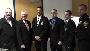Three Officers Sworn into Norwalk Police Department